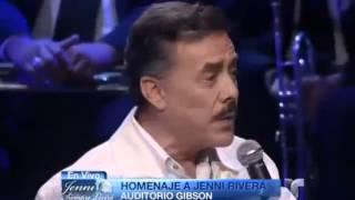 Papá De Jenni Rivera Canta  Cuando Muere Una Dama  Frente At