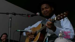 """Blind Boy Paxton Performing """"You May Leave (But This Will Bring You Back)"""" Live at the CFMF 2013"""