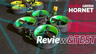 IFlight Green Hornet Cinewhoop - Review - Setup - Flight