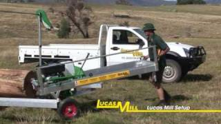 LUCAS MILL - Set-Up