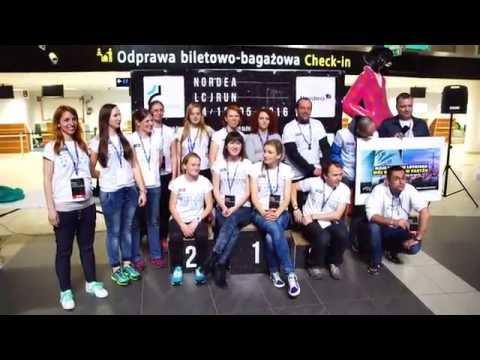 Relacja wideo z Nordea LCJRun 2016