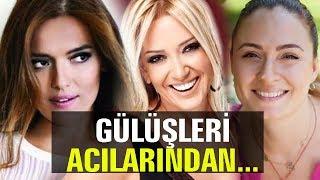 3 Ünlü Kadının Acılarla Dolu Hayat Hikayesi İnanamayacaksınız!!!