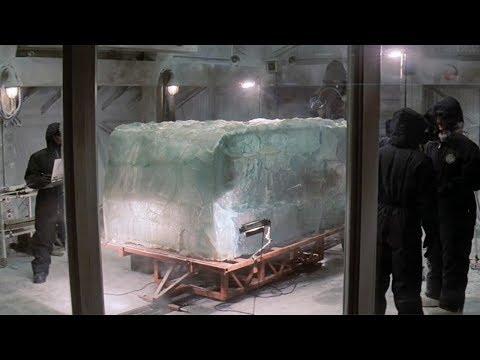 【窮電影】科學家發現一個被冰凍4萬年的生物,打開後,卻把大家驚到了