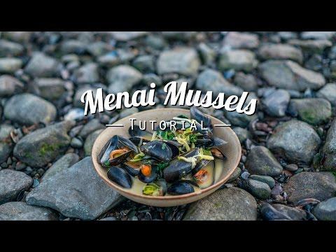 Menai Mussels Tutorial