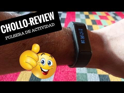 Review Pulsera Actividad VicTsing