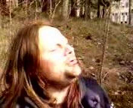 Real alien caught on tape (swedish version)