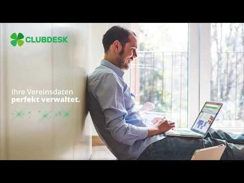 ClubDesk Vereinssoftware - Mein Verein Online