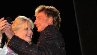 My Dance with Barry Manilow!