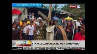 [GMA]  BT: Senakulo, dinagsa ng mga manonood