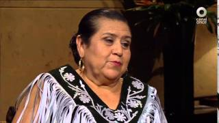 Conversando con Cristina Pacheco - Los Hidalguenses y Paty Chávez
