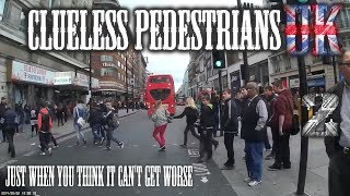 Clueless Pedestrians UK 2 - Video Youtube
