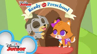 Find Your Courage! | Ready for Preschool | Disney Junior
