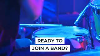 Are you ready to join a band?