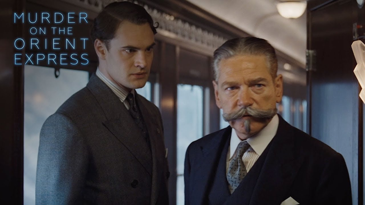 Murder on the Orient Express   Now On Blu-ray