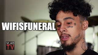Wifisfuneral Cries And Walks Away When Speaking About Xxxtentacion's Murder Part 6