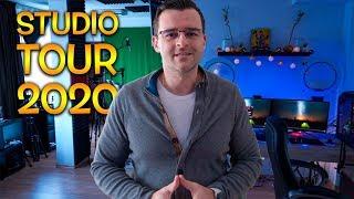 На гости у Слави от The Clashers - Office/Setup Tour 2020