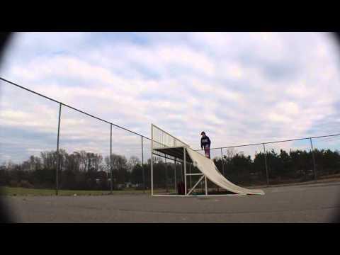 Quick Clips McGee Center Skatepark
