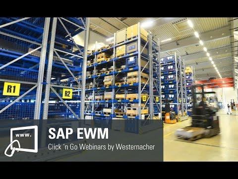 SAP Extended Warehouse Management (SAP EWM) - YouTube
