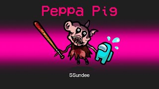 PEPPA PIG Mod in Among Us
