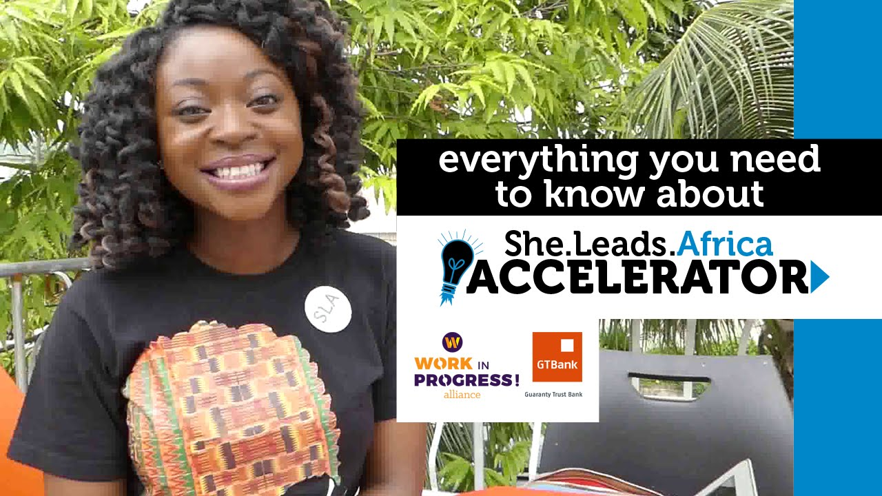 She Leads Africa Accelerator
