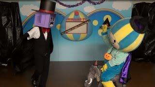 【ミナモと男爵】Happy Halloween【踊ってみた】