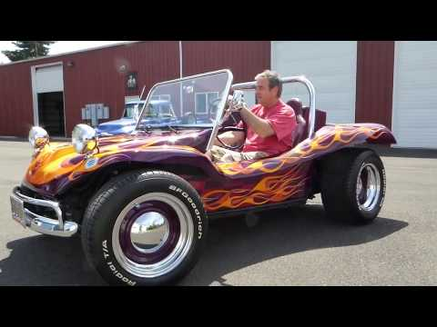 Video of Classic '69 Linton Spoiler Offered by West Coast Collector Cars - LCD6