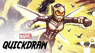 Wasp | Marvel Quickdraw