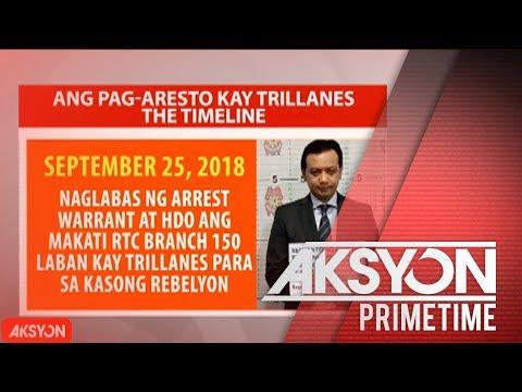 [News5]  Trillanes' Case Timeline
