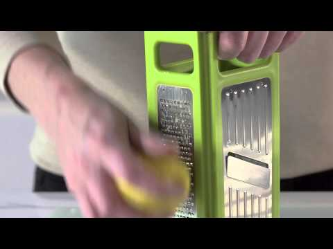 Youtube-Video to the Foldable Grater by Joseph Joseph
