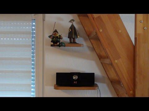 Trägerloses Regal bauen - DIY - Helmchen
