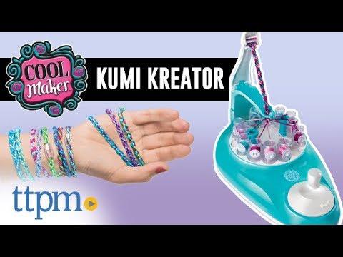 Friendship Bracelet Machine! – Kumi Kreator Bracelet Maker | Spin Master