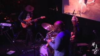 "Jaimeo Brown Transcendence - Live at Ronnie Scott's - ""Safflower"""
