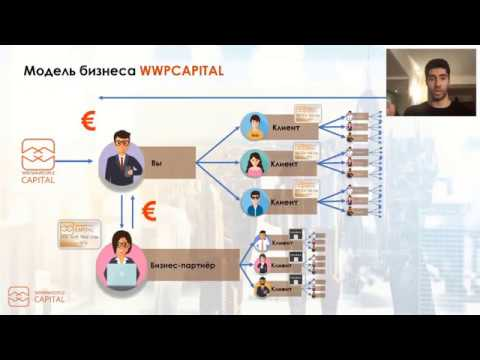 Презентация бизнеса WWP Capital / Эмиль Панахов (октябрь 2018)