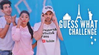 GUESS WHAT Challenge | Rimorav Vlogs