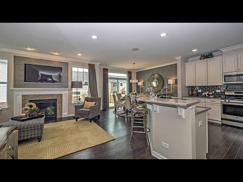 Tour a quick-delivery home at Lexington Hills in Palatine