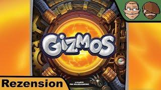 Gizmos - Brettspiel - Review