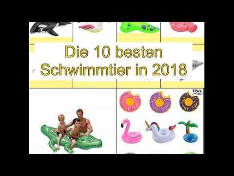 Die 10 besten Schwimmtier in 2018