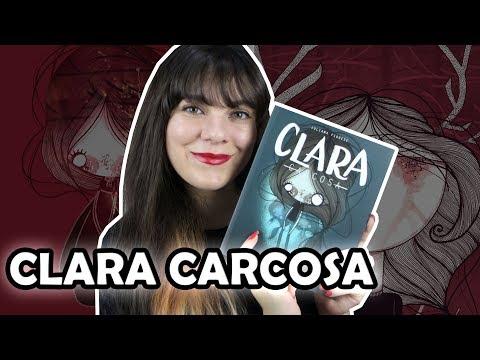 Clara Carcosa - Juliana Fiorese [RESENHA]
