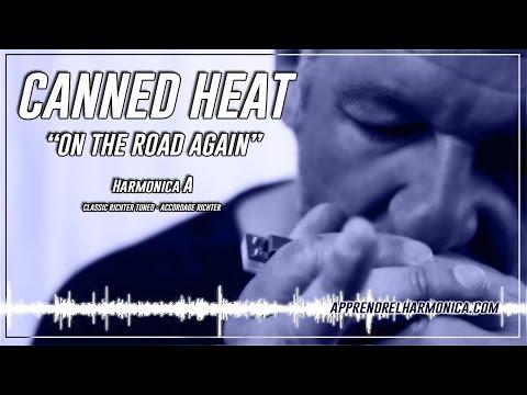 Harmonica harmonica tabs on the road again : Music : Blues Harmonica Improvisation On The Road Again Riff ...