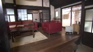 にっぽん!いい旅宿紹介:古民家の宿集落丸山