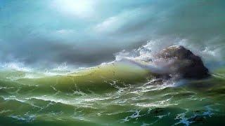 Эмоциональные морские пейзажи художника-мариниста Сергея Лима