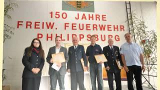 preview picture of video '150 Jahre Freiw. Feuerwehr Abt. Philippsburg  2010'