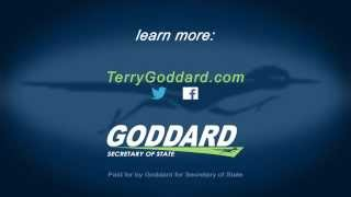 Goddard for Secretary of State: Only AZ citizens can vote