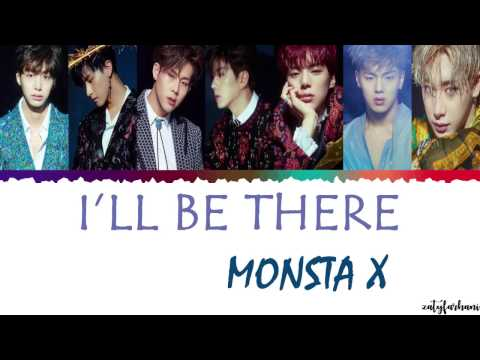 MONSTA X Imagines || #wattys2018 - 18  I'll Be There