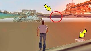 Я нашел это.. после того, как удалил всю воду в GTA Vice City!