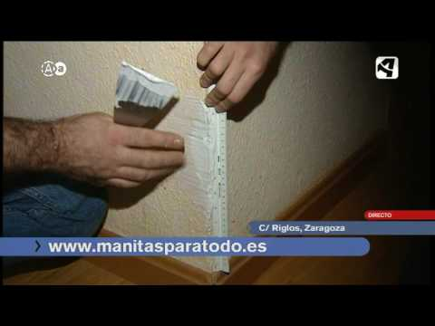 Arreglar esquina de pared