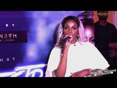 NotjustOk TV: Seyi Shay Premieres Exclusive Tracks From