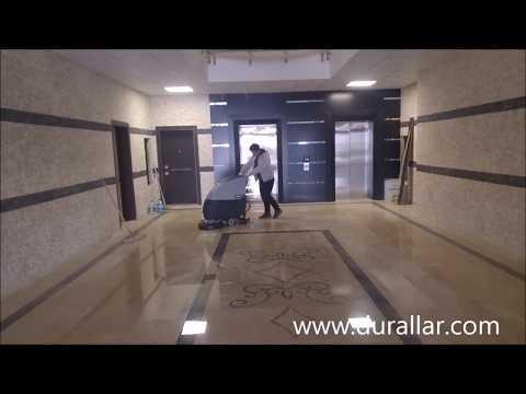 Akülü Zemin Temizlik otomatı Lavor Free Evo 50 B