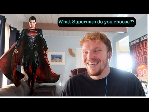 Racist Superman Reaction (who do you choose?)