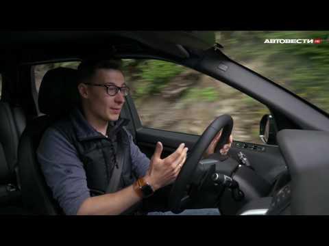 Тест-драйв Land Rover Discovery Sport // АвтоВести видео